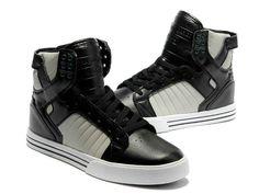2012 New Supra Skytop In Black Beige White Supra Sneakers, High Top Sneakers, Supra Skytop, White P, Wardrobe Closet, High Tops, Style Me, Kicks, Beige