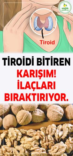 Tiroid Bitiren Doğal Çözüm #tiroid #sağlık