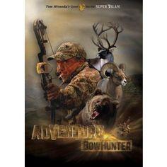 Tom Miranda's Adventure Bowhunter DVD | ShopDeerHunting
