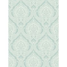 Seabrook Wallpaper OA22304 - Indigo - All Wallcoverings - Collections - Residential Since 1910