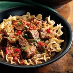 Crock Pot Hungarian Beef Goulash Recipe