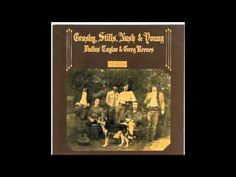 """CSNY.."""".Woodstock"""" 1970 - (A Joni Mitchell Cover) Woodstock,by Canadian Singer-Songwriter Joni Mitchell..."""
