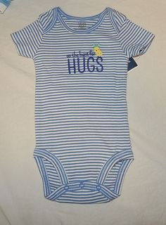 Easter Carters Just One You On the Hunt for Hugs Infant Outfit SIZES 3m or 6m