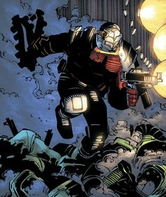Deadshot by John Romita Jr