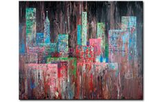 """""""La ciudad del cuento"""" - una interesante muestra del arte moderno"""