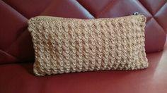 My crochet cluch