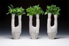 Lindsay Rogers Carrot Vase