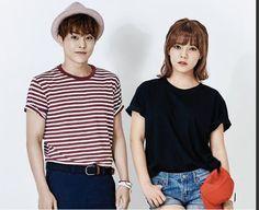 AOA's Jimin to Collaborate with EXO's Xiumin | Koogle TV