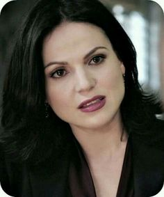 Natural Deep Winter Makeup (Lana Parrilla)