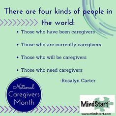 Family Caregiving Month Honors Alzheimer's Caregivers