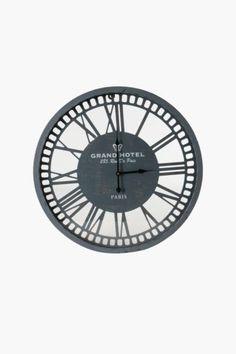 Grand Hotel Metal Clock R800.00