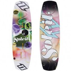 North Soleil 2012 Womens Kitesurf Board Deck Only