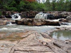 The Rio Frio Pools on the way to Mountain Pine Ridge