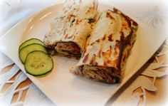Simi´s Sattmacher: Big Mac Rolle Low Carb Big Mac, Lasagna, Low Carb, Healthy Eating, Lunch, Dinner, Ethnic Recipes, Food, Wraps