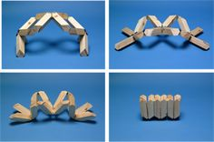 folded tube structure - Google Search