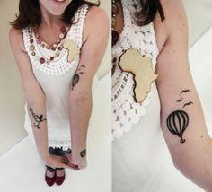 LOVE LOVE balloon. I want a ballon as part of my arm sleeve
