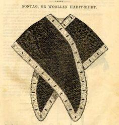 Publication: Godey's Lady's Book Date: November, 1861