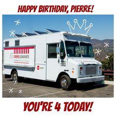 Happy 4th Birthday Pierre!