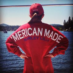 """Marley and lily """"Mercian Made"""" spirit jersey"""