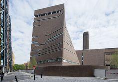 Wenn es echt wird - Tate-Erweiterung in London von Herzog & de Meuron