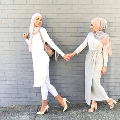 too cute #HijabiStyle from @naizayousaf.x - ‍♂️/ma girl @itsjaayokay outift- @hijab_house #HijabFashion #hijablook
