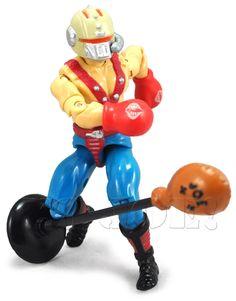 Big Boa (v1) G.I. Joe Action Figure - YoJoe Archive