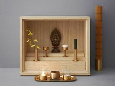 A New Kind of Buddhist Altar for a Changing Japan