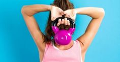 Υγεία - Δεν έχεις χρόνο; Σου έχουμε τη λύση! Το μόνο που χρειάζεται για να κάνεις την καθημερινή σου γυμναστική είναι ένα kettlebell και 10 λεπτά από τον χρόνο σου