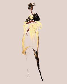 Da un paesino di campagna alle porte di Atlanta, Georgia, alla rutilante città della moda New York. Katie Rodgers è sbarcata nella Grande Mela con una passione: disegnare e mostrare al mondo i suoi acquerelli che trasudano d'eleganza classica, esprit anni 50 e haute couture. Il suo biglietto da visita: Paper Fashion, un blog iniziato nel 2009.