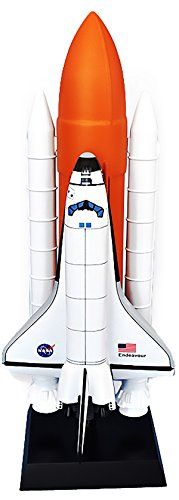 Mastercraft Collection Space Shuttle Full Stack NASA Endeavour L Model Scale 1100 * Learn more by visiting the image link. (Note:Amazon affiliate link)