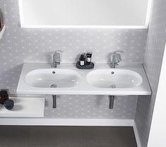 UK Online shop for wall hung basins. Find a variety of designer and modern wash basin for your bathroom or cloakroom. Roper Rhodes, Shower Taps, Wall Mounted Sink, Modern Bathroom, Bathroom Sinks, Bathroom Ideas, Bathroom Furniture, Powder Room, Service Design
