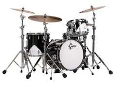 Gretsch Renown 57 Bop 4pc Shell Pack, Black And White by Gretsch. $899.99. Gretsch Renown Drum Sets. Model Number: RN57-J484-MCO. Gretsch Renown Drum Sets. Model Number: RN57-J484-MCO.