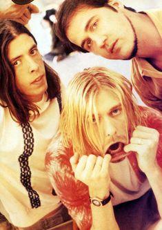 Nirvana, Select Magazine, 1994.