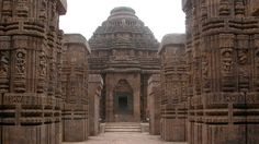 Checkout some of the most amazing temples and places in #Konark, India. #Travel | #Orissa | #Temples