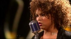 Rachel Crow perform at The X Factor USA 2011