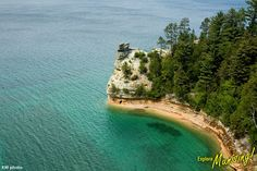 Miners Castle in Munising. One of my most favorite views in all the world.