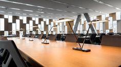 Biggest Building Installation of OLED Lighting at SNU | lighting.eu