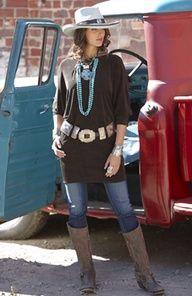 Ladies Western Wear-Womens Western Wear-Cowgirl Apparel-Cowgirl Clothes CrowsNestTrading