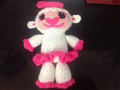 Ravelry: Doc McStuffins Lambie pattern by Selena Wallace