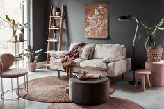 fonQ l Shop de look: landelijke woonkamer in nudetinten Room Decor, Decor, Living Room Decor, Furniture, Living Room, Asian Living Rooms, Home Furniture, Coffee Table, Japanese Living Room Decor