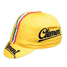 Clement Cycling Cap - Kiwivelo