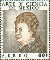 [Arte y ciencia de México. Aéreos., tipo AYA] - 1974