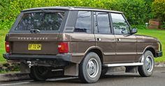LAND ROVER RANGE ROVER LWB COUNTY - Google Search