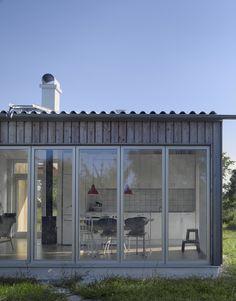 Sommarhus Mattsarve, Gotland 2011–2012 - LLP