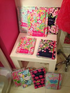 Lilly Planner