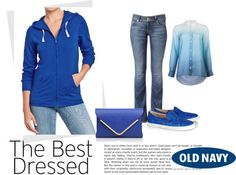 """Old navy tee Hoodie #11"" by kitty-wasch on Polyvore"