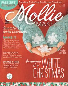 Mollie Makes issue 33