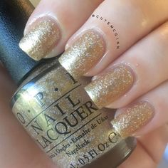 A Mirror Escape from the Alice Through The Looking Glass Collection by OPI- I did not care for this one. It looks much nicer in the bottle. On the nail, it is dull and chunky. It was also extremely difficult to remove,, even with acetone.