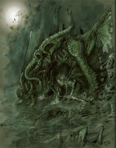 Some wonderful Cthulhu Artwork!