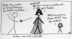 True Story: When Movies Collide, Part 1